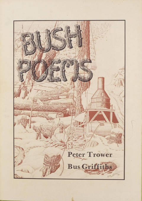 Peter Trower's Bush Poems, 1978