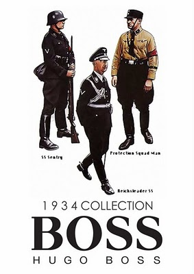 Part of the 1934 Hugo Boss Collection