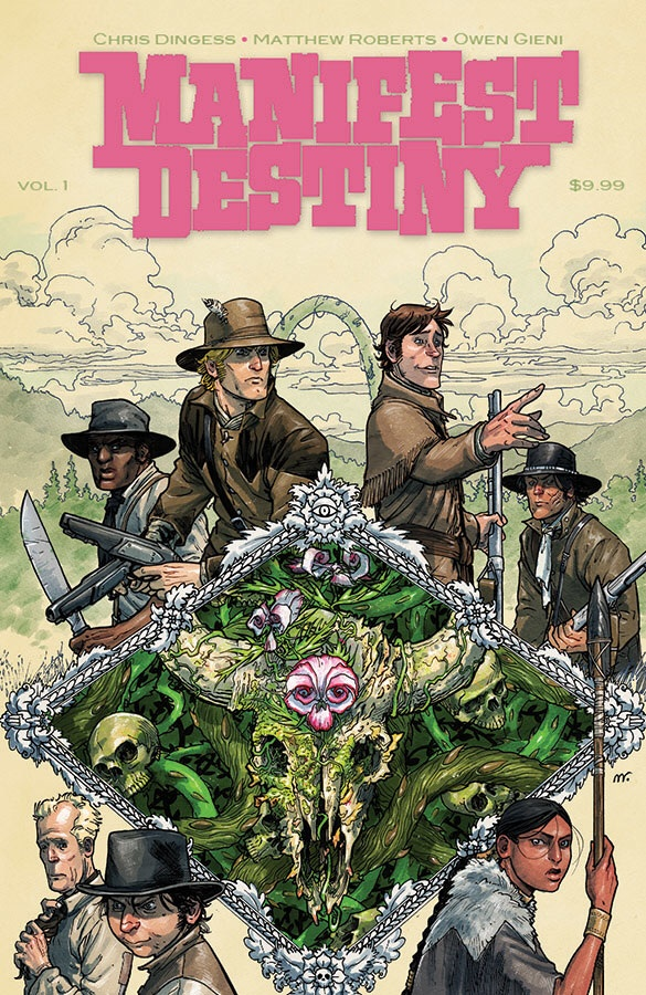 Review: Manifest Destiny Vol. 1