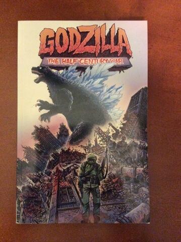 Review | Godzilla: Half-Century War by James Stokoe