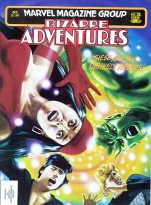 Bizarre Adventures 28