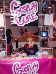 Cosplay For A Cure - Con Bravo