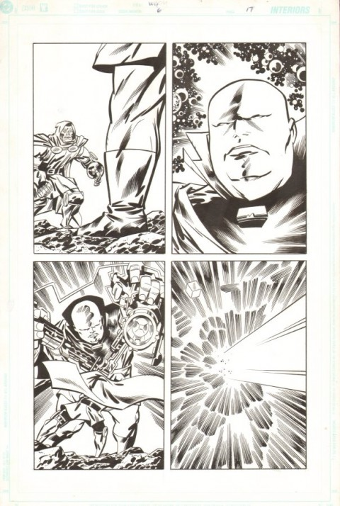 Fantastic Four: World's Greatest Comics Magazine issue 6 page 17 by Keith Giffen and Al Gordon.  Source.