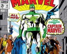 Marvel Super-Heroes 12-20:	Hits & Misses