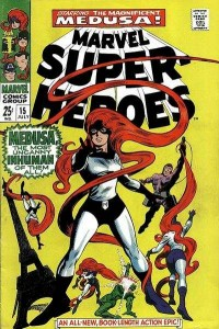 Marvel Super-Heroes 15