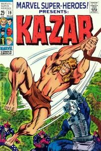 Marvel Super-Heroes 19