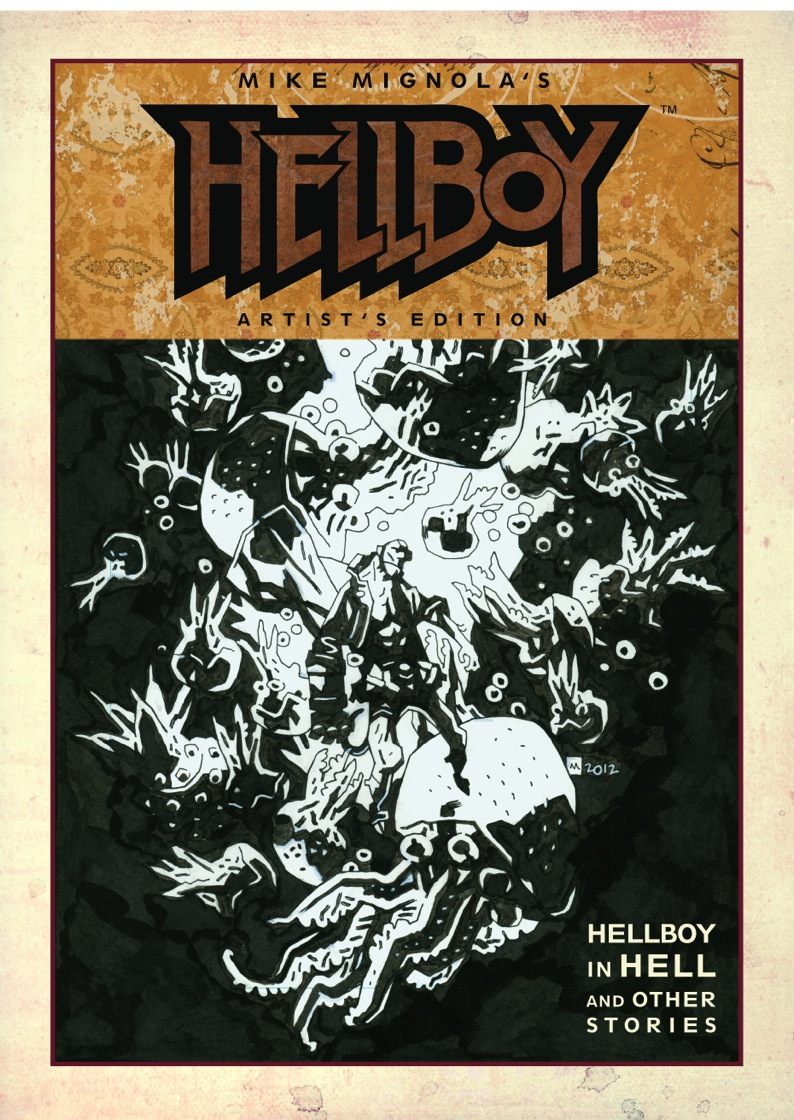 Review | Mike Mignola's Hellboy In Hell and Other Stories Artist's Edition