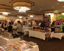 Toronto Comic Book Show Report