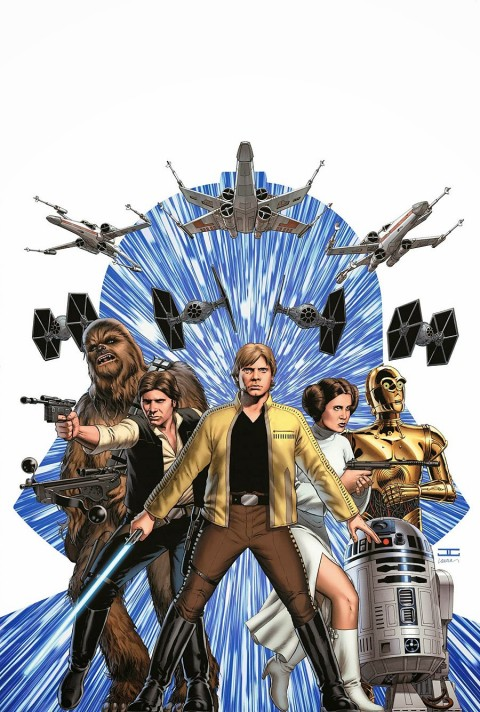 Star Wars #01 by John Cassaday