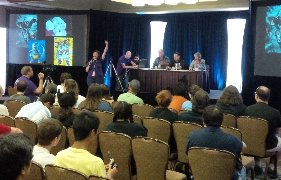 Voice Acting 101 – TFCon 2014