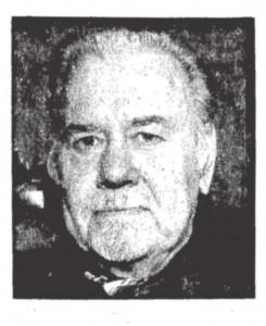 Tedd Steele, October 1983