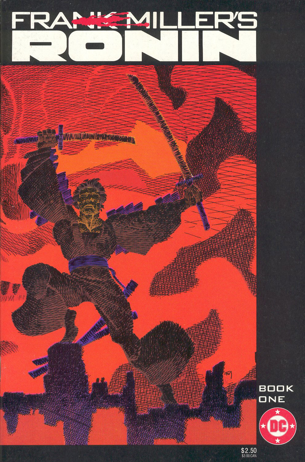 RONIN (revisited), Part One