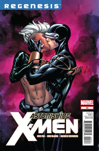 My Summer Reading: Astonishing X-Men 44-47