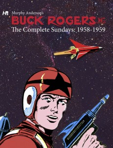 Buck Rogers in the 25th Century The Complete Murphy Anderson Sundays, 1958-1959 cover