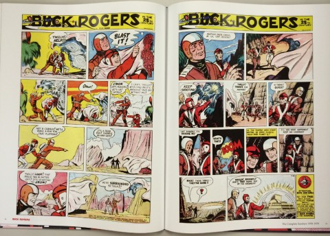 Buck Rogers in the 25th Century The Complete Murphy Anderson Sundays, 1958-1959 interior 1