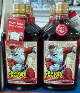 Captain Canuck Maple Syrup