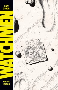Dave Gibbons Watchmen Artifact Edition cover