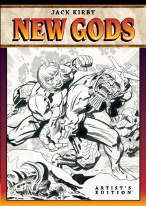 Jack Kirby's New Gods Artist's Edition cover