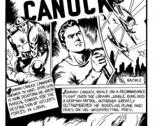 Johnny Canuck Kickstarter Campaign