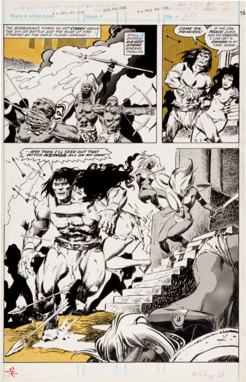 Savage Sword of Conan issue 42 Page 34 by John Buscema and Tony DeZuniga.  Source.