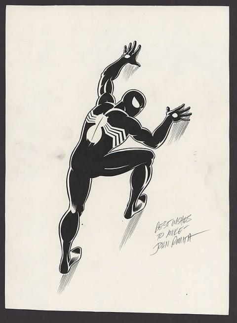 Spider-Man by John Romita.  Source.