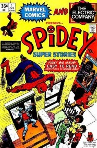 Spidey Super Stories 1