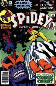 Spidey Super Stories 39
