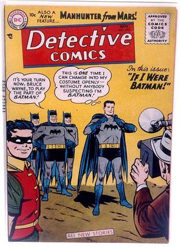 Detective 225 under normal light
