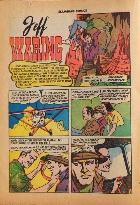 Murray Karn's Jeff Waring Slam-Bang story