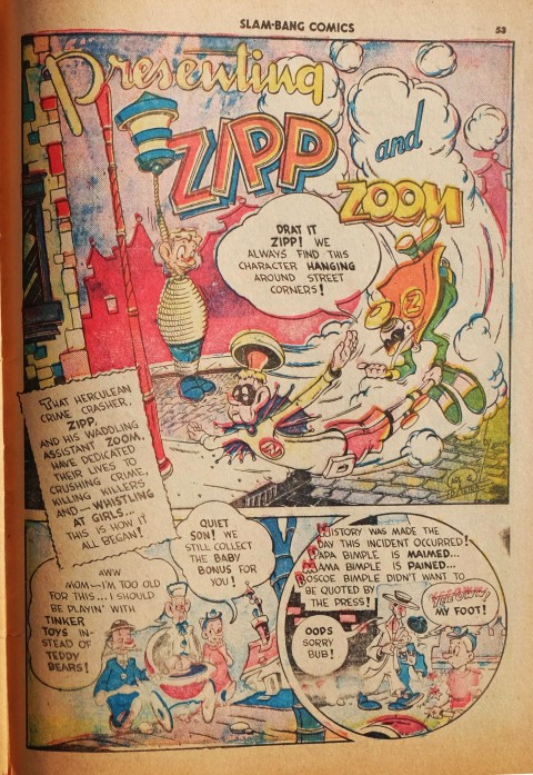 The Alton brothers' strange Zipp and Zoom story.