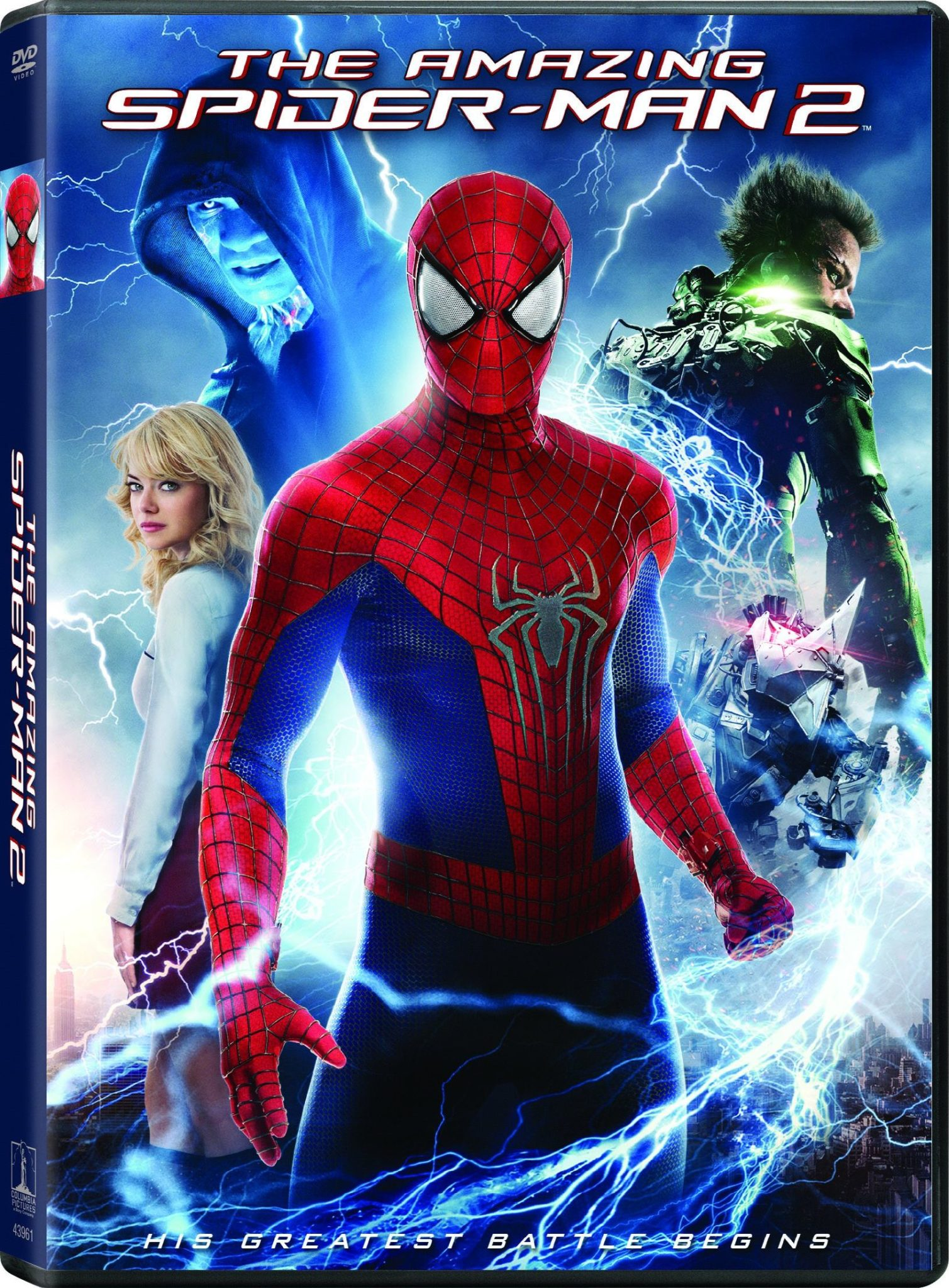 Do You Want 2nds? Amazing Spider-Man 2