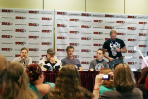 Captain Canuck Panel (photo credit Ryan Parent)