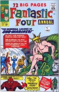Fantastic Four Annual 1