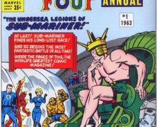 Marvel 1960s Annuals: Part One, Fantastic Four