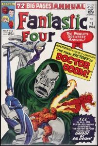 Fantastic Four Annual 2