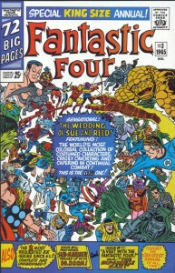 Fantastic Four Annual 3