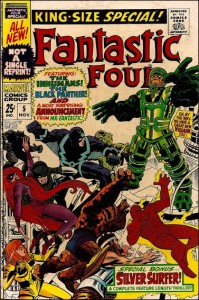 Fantastic Four Annual 5