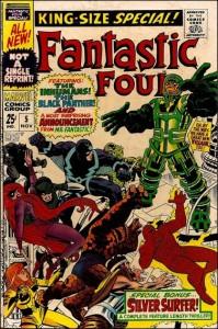 Fantastic Four Annual 5