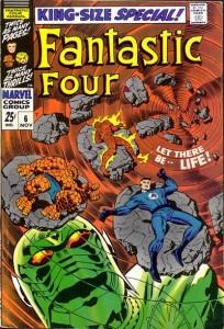 Fantastic Four Annual 6