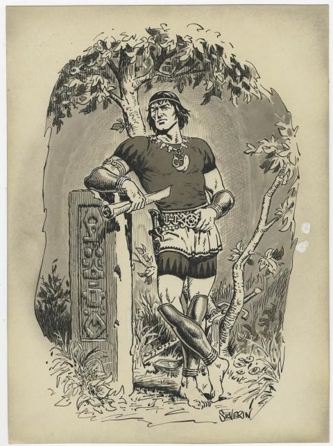 King Kull by John Severin.  Source.