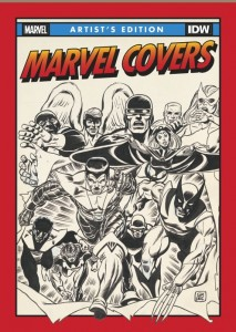 Marvel Covers Artist's Edition cover