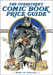 The 44th Overstreet Comic Book Price Guide