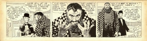Rip Kirby 12-1-1953 by Alex Raymond.  Source.