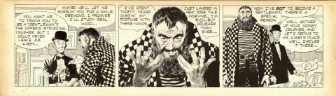 Rip Kirby 12-1-1953 by Alex Raymond.  Source.