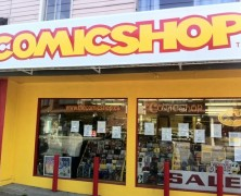 2014 Harry Kremer Retail Award Winner: The Comicshop