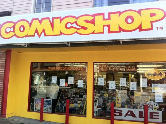 2014 Harry Kremer Retail Award Winner: The Comicshop