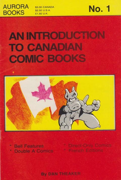 Theaker's 1986 Canadian comic price guide