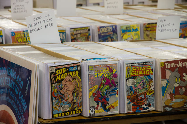 Are There Still Comics at Fan Expo?