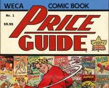 WECA Price Guide