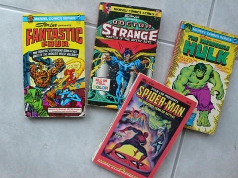 Marvel Pocket Books